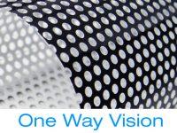 OWV 6000 - 1.06 x 50 m - čierna zadná strana, odstrániteľné lepidlo