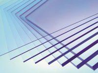 Polykarbonátové dosky plné, číre - 2 mm - 2050 x 3050 mm