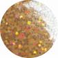 Efektový flex - 0.5 x 25 m - Sparkle gold