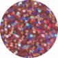Efektový flex - 0.5 x 25 m - Sparkle pink