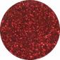 Flex Glliter - 0.5 x 25 m - Glitter red